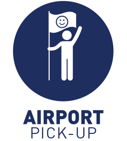 Airport pick-up