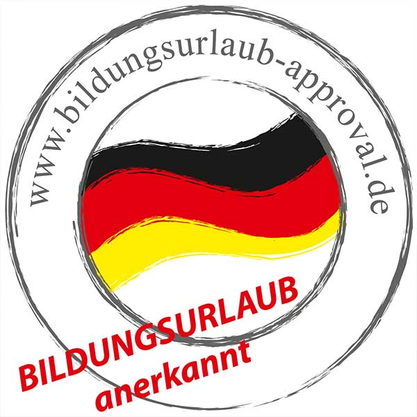 Bildungsurlaub Approved Spanish School