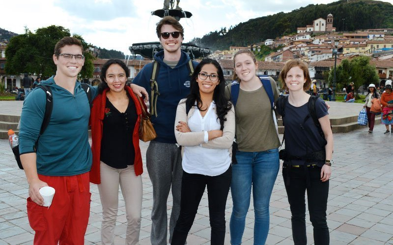 Semester Abroad for Business Majors