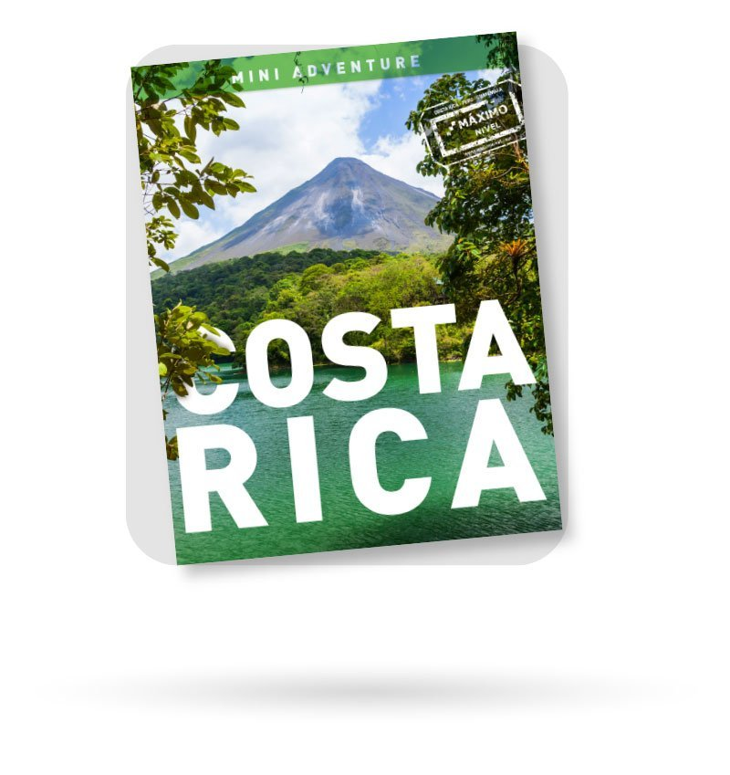Costa Rica Mini Adventure Brochure