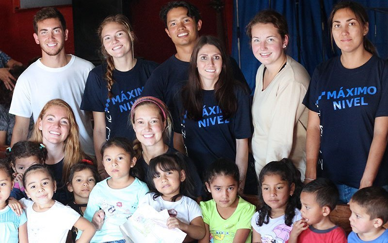 Service Learning for Education Majors