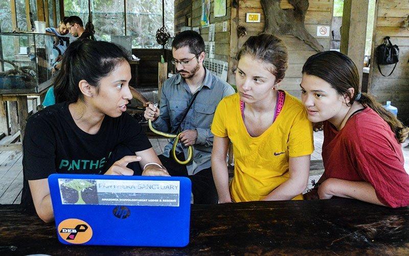 Semester Abroad for Environmental Majors