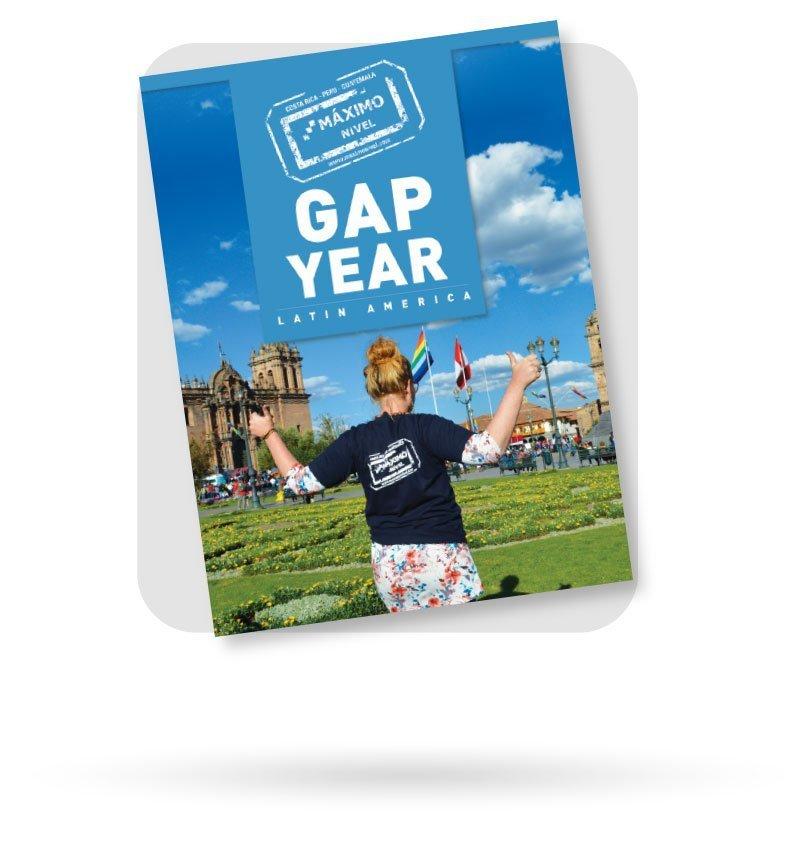 GAP Year Brochure
