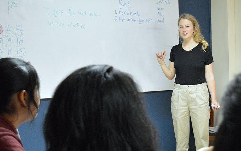 Education Internships in Guatemala