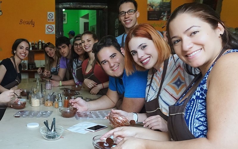 Micro Business Internships in Guatemala