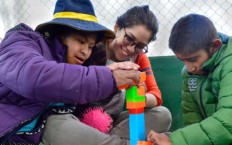 Special Education Internships in Peru