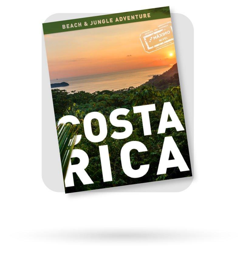 Manuel Antonio Mini Adventure Brochure