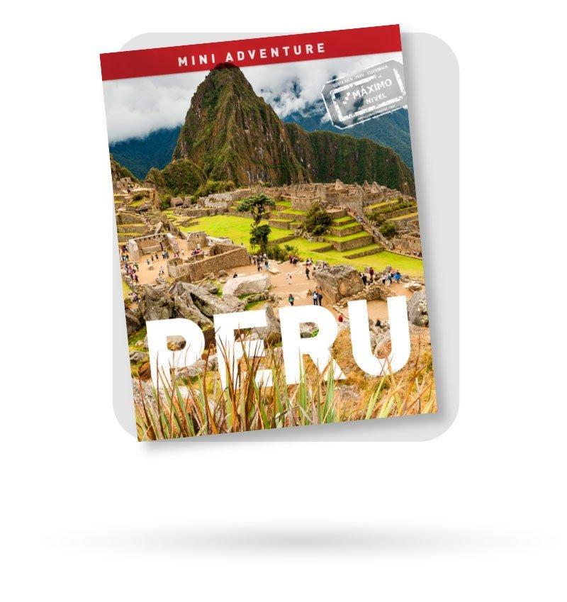 Peru Mini Adventure Brochure
