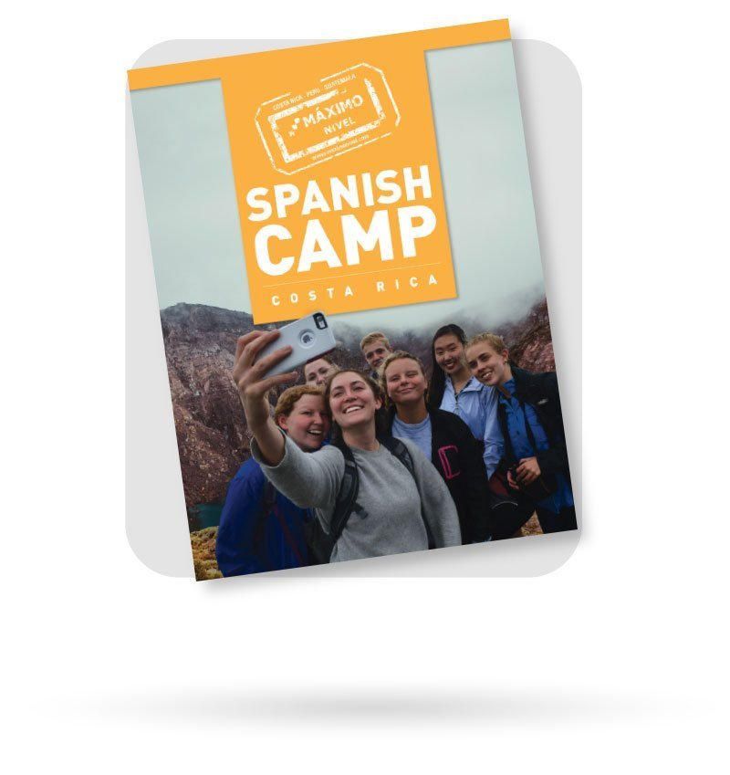 Spanish Camp Brochure