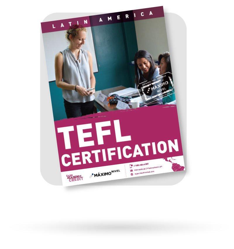TEFL Certification Brochure