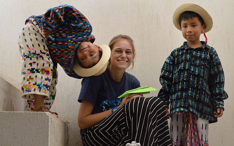 Service Learning in Guatemala