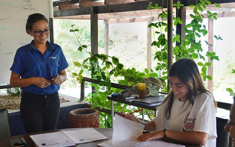 University Spanish Courses in Costa Rica