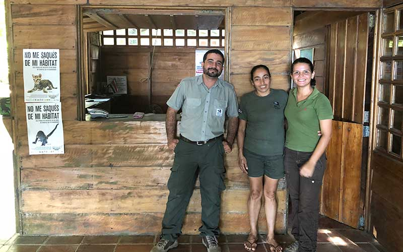 Volunteer in Cabo Blanco Natural Reserve Costa Rica