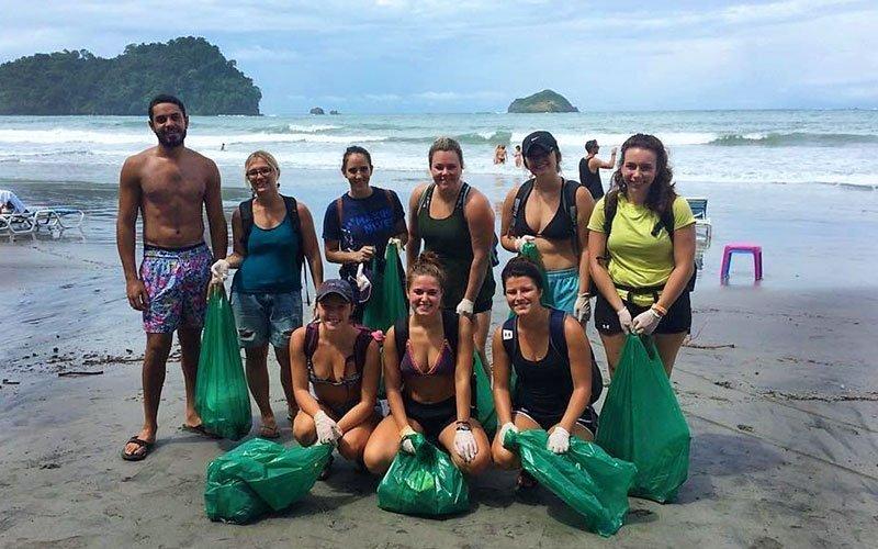 Volunteer in Beach Conservation Costa Rica