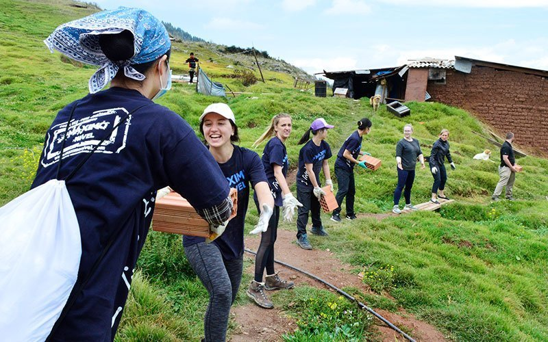 Volunteer in Building and Construction Abroad