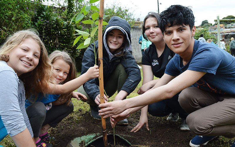 Volunteer in Eco Agriculture in Costa Rica
