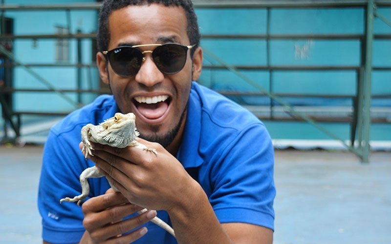 Volunteer with Exotic Animals Abroad