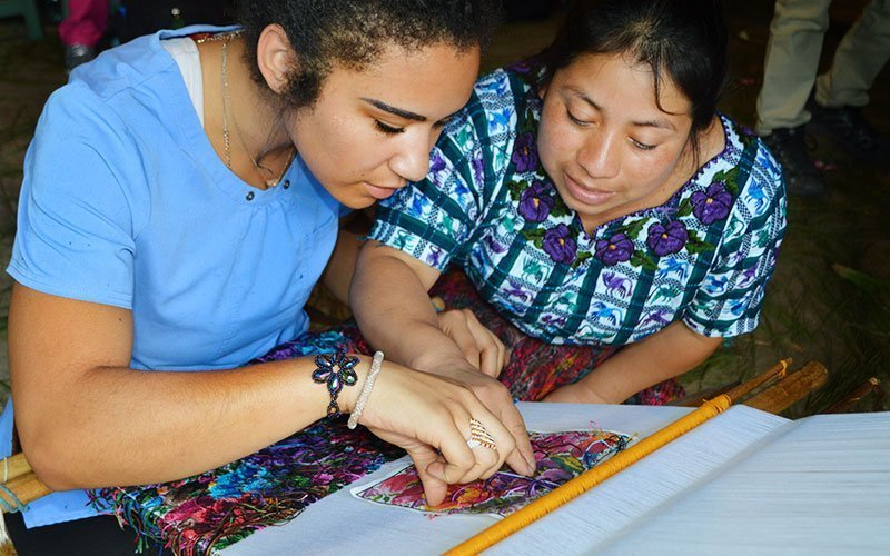 Mayan Immersion Volunteer with Indigenous Communities in Guatemala