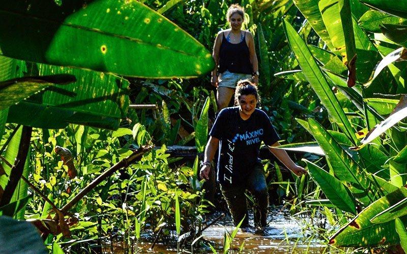 Volunteer in Amazon Conservation