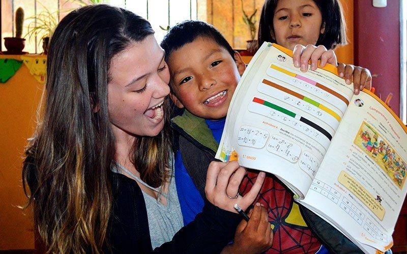 Volunteer Teaching Abroad