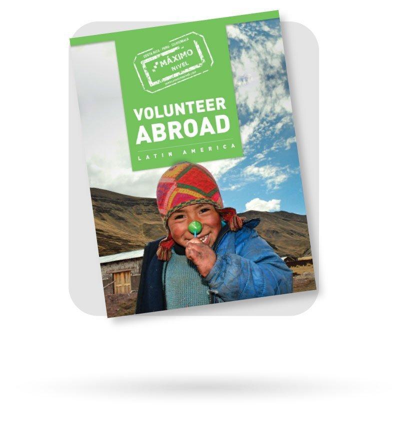 Volunteer Abroad Brochure